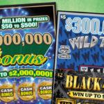 Michigan Man Wins $4M Lottery Scratch Card Game, Again