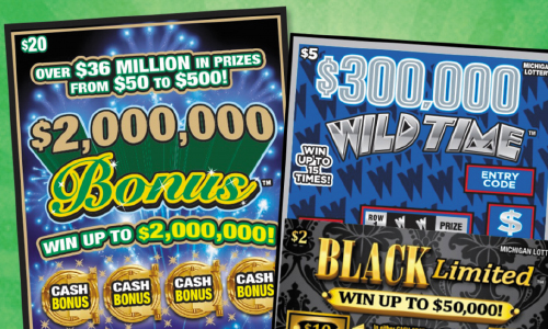Michigan Man Wins $4M Lottery Scratch Card Game, Again