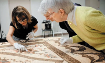 Old Salem Museums Announces An Online Southern Decorative Arts Boot Camp In July