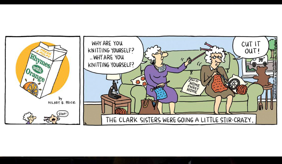 Cartoonists To Thank Essential Workers Playfully This Sunday