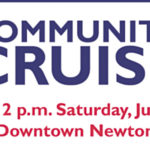 """Newton """"Small, Safe & Local"""" Community Cruise On June 13"""