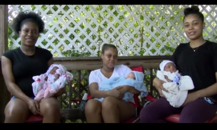 Trio Of Ohio Sisters Give Birth On Same Day At Same Hospital