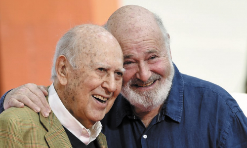 Carl Reiner, Comedy's Rare Untortured Genius, Dies At 98