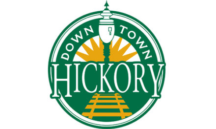 Hickory Downtown Development Association  Receives National Main Street Accreditation