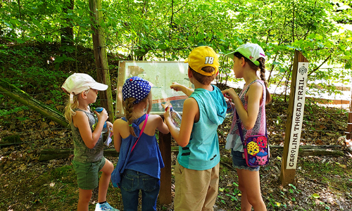 Catawba County Library's Summer Learning  Program Tied To Local LITeracy Trails