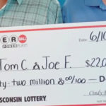 Friends Keep Promise Made in 1992 To Share Powerball Jackpot