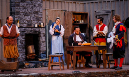 Theatre Is Alive In Valdese! From This Day Forward Opens July 17
