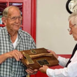 James 'Flop' Dale Jr. Honored For 50 Years  Of Service With Salem Fire Department