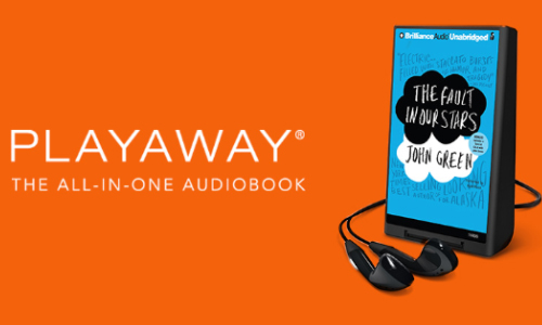 Library's Playaways Offer Easy Way to Enjoy Audiobooks