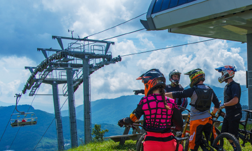 Fourth-Of-July Fun At Sugar Mountain Ski Resort