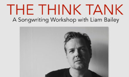Register For HMF's Think Tank: A Songwriters Workshop, 8/3-8/7