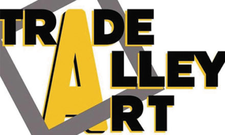 Trade Alley Art Inaugural Juried Arts Exhibition, Apply By 8/31