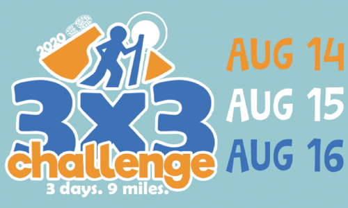 Newton Park & Rec. Celebrates National Track Trails Day With 3X3 Challenge, August 14-16
