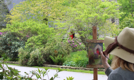 The Blowing Rock Art & History Museum Hosts The Blowing Rock Plein Air Festival, Aug. 19-22
