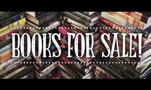 Shop Year-Round At Friends Of The Library Book Sales