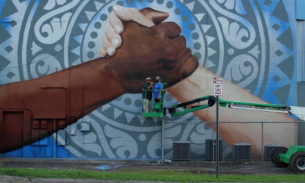 Exodus Homes Unveils New  Mural Celebrating Diversity