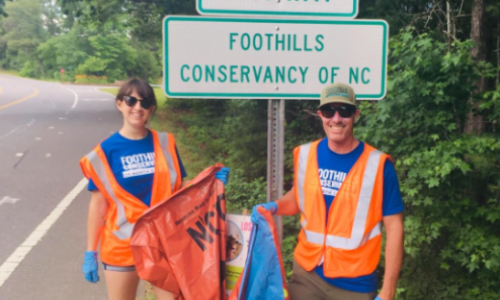 Foothills Conservancy Of NC Volunteer Opportunities