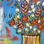 Last Weekend To See Foothills Painters Exhibit At Hiddenite Arts