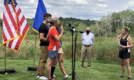 New Wisconsin Justice Sworn In During Ultramarathon