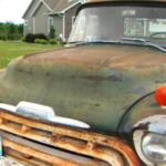 Man Sells His 57' Chevy Pickup Truck For The Low Price Of $75