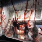 No Fear Of Coronavirus At  Drive-Through Haunted House