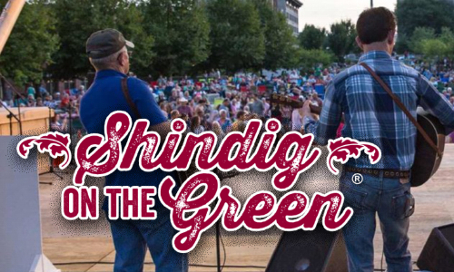 Asheville's Shindig On The Green® Roars Back This Week