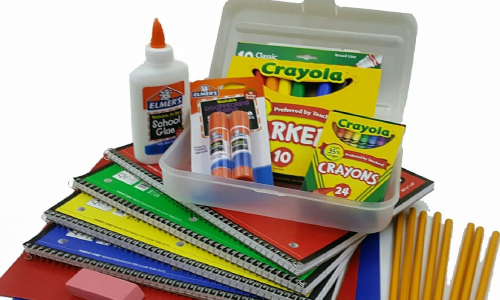 Hickory Back To School Supply Drive-Through, August 15