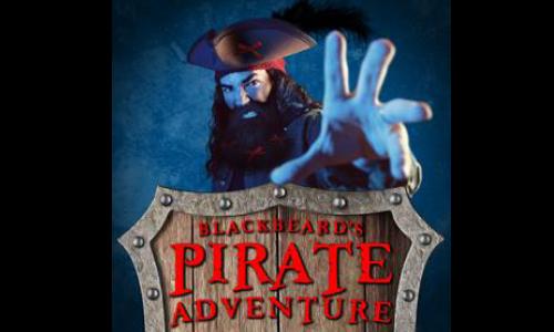 Library Hosts Virtual Blackbeard's Pirate Adventure, 9/21 – 9/27