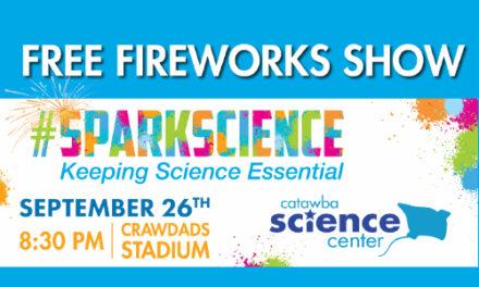 CSC's Free Fireworks Show Kicks Off Week Long Fundraiser, 9/26