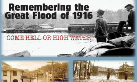 Virtual Screening Of 1916 Flood Film At Hickory Library, 9/15