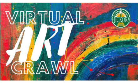 Downtown Hickory Virtual Art Crawl Begins Thursday, Sept. 17