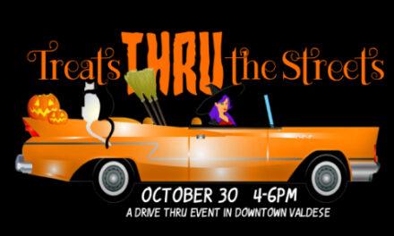 Treats Thru The Streets Halloween In Valdese, Oct. 30