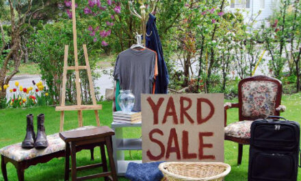 Hickory Theatre Guild Announces Yard Sale On October 8