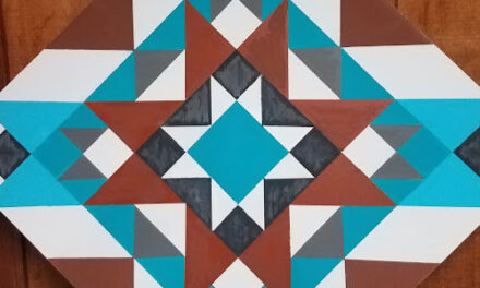 Register For Hiddenite Art's Barn Quilt Workshop On Sept. 19