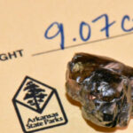 Bank Manager Finds 9.07-Carat Diamond In Arkansas State Park