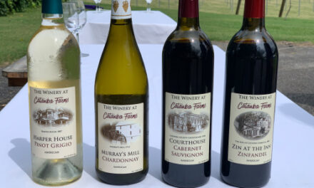 Catawba County Historic Series Wine Release, September 26