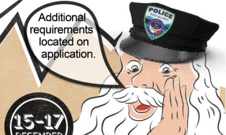 Hickory Police Department 2020 Cops For Tots, Apply By 10/30