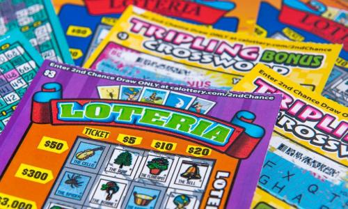 North Carolina Man Wins Three Lottery Jackpots