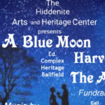 Blue Moon – Harvest the ARTS Fundraiser Set For Fri., Oct. 30
