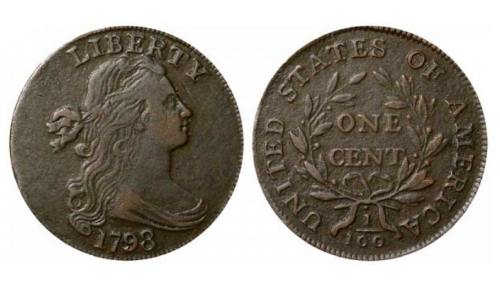 Man With Metal Detector Finds 222-Year-Old Coin Near Church