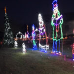 Annual Lighting Of The Trail Of Faith In Valdese, November 24, 6PM