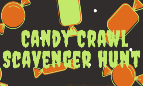 Downtown Hickory Hosts Candy Crawl Scavenger Hunt, Oct. 21-28