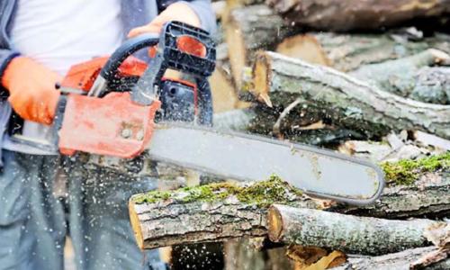 Mailman Rescues Man In Chainsaw Accident In Norwalk