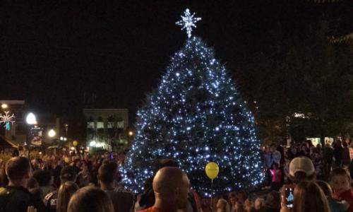 City Of Hickory Plans The Christmas Tree Lighting, Nov. 20
