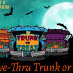 City Of Claremont's Drive-Thru Trunk Or Treat, 10/31, 5-7PM