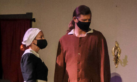 Old Colony Players' The Crucible Continues At Fred B. Cranford Amphitheatre Till 10/24