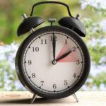 Change Your Clock, Change Your Batteries, Sunday, Nov. 1