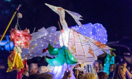 3rd Annual Mount Holly Lantern Parade, October 24