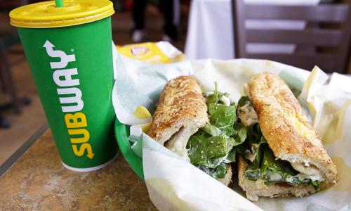 Irish Court Decides That  Subway Bread Isn't Bread