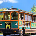 Tickets On Sale For The Fall Color Tours On The Ridgeline Trolley